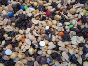 BAGS OF TRAIL MIX